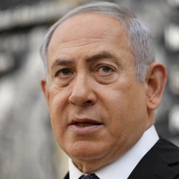 Image: Benjamin Netanyahu Netanyahu calls police chief'delusional' amid indictment rumors 180208 netanyahu mc 1019 feacb5466de727551780103c8e41db40