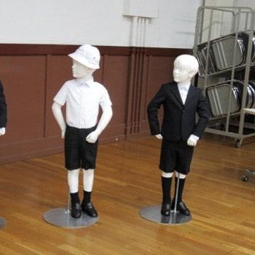 Image: Taimei Elementary School uniforms
