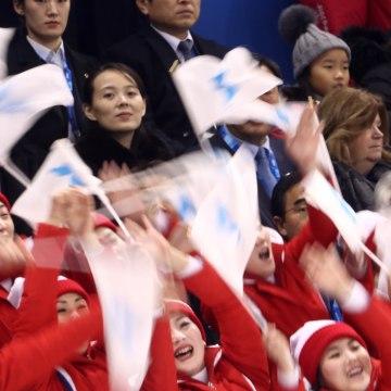 Image: Ice Hockey - Winter Olympics Day 1