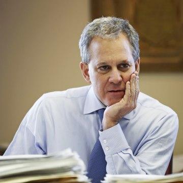 Image: New York State Attorney General Eric Schneiderman
