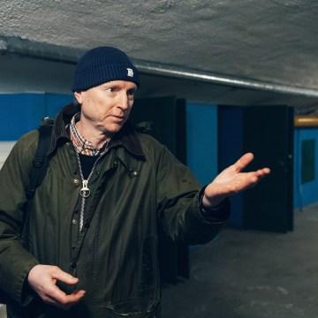 Image: Fallout shelter at Torsgatan