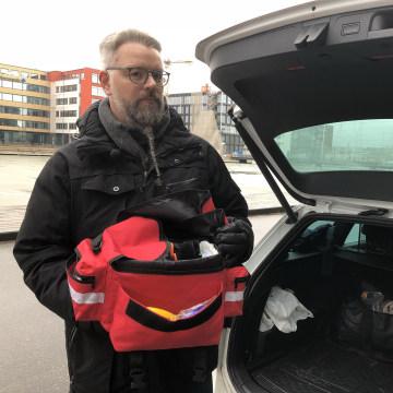 Image: Sweden preppers