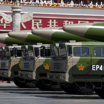 Image: China parade