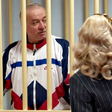 Image: Sergei Skripal in court