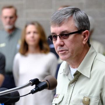 Image: U.S. Forest Service Chief Tony Tooke