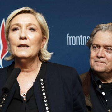 Image: National Congress Of The Front National - Day One