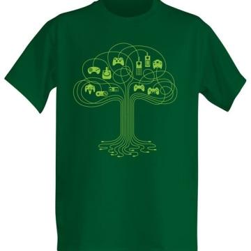 game t-shirt