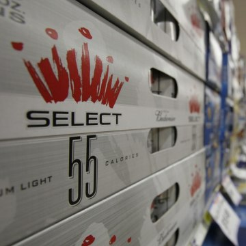 In 2009, Anheuser-Busch InBev also introduced Budweiser Select 55.