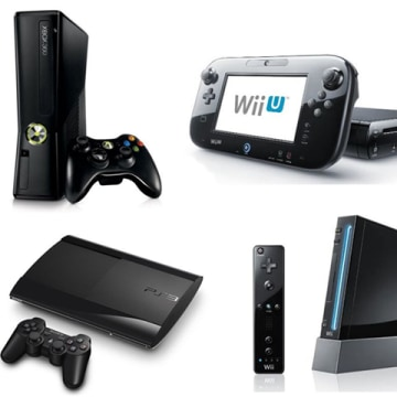Xbox 360, PlayStation 3, Wii, Wii U