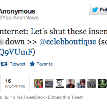 Epic Insensitivity: @NRA And @Celebboutique Cause Uproar ...