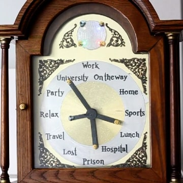 Magic Clock