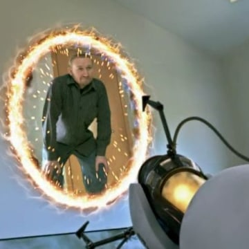 Portal: Terminal Velocity
