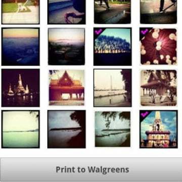App for getting Instagram prints from Walgreens.