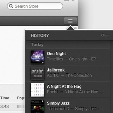 iTunes via LifeHacker