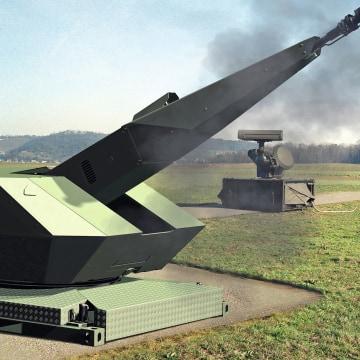 Oerlikon Skyshield Air Defence System