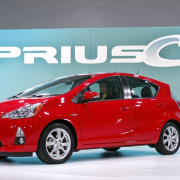 The Toyota Prius is the cheapest car to drive, at 7.2 cents per mile, according to GasBuddy.com.