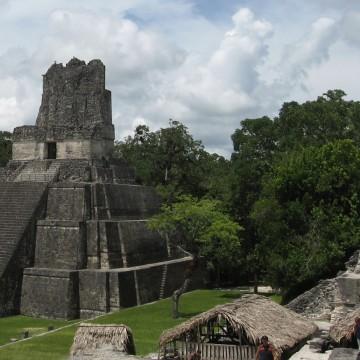 Image of Maya temple