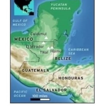 Image: Yucatan Peninsula