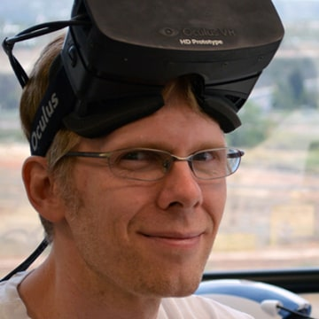 John Carmack, widely regarded as one of the most brilliant programmers to ever work in the video game industry, will be joining the virtual reality startup Oculus VR as its first chief technology officer.