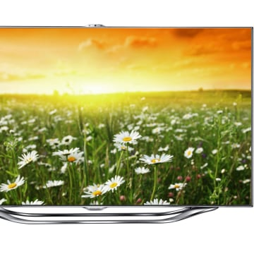 Samsung's 2012 LED ES8000