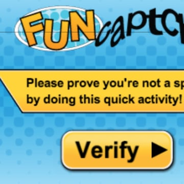 Funcaptcha, a new service from the Australian startup Swipeads, wants to make fighting spam more like a video game.