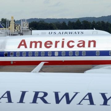 Image: American Airlines, US Airways