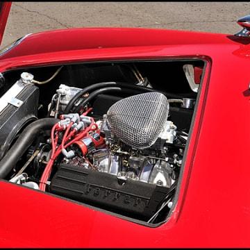 1963 Modena Spyder