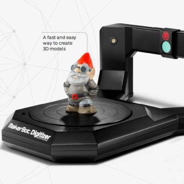 MakerBot Digitizer 3-D scanner