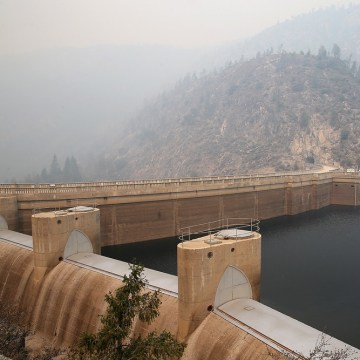 Image: Hetch Hetchy Reservoir