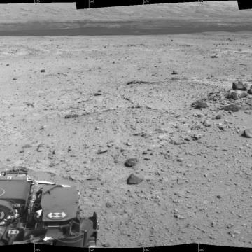 Image: Martian vista