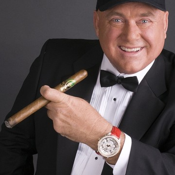 Dennis Hof, owner at Moonlite Bunny Ranch in Nevada.