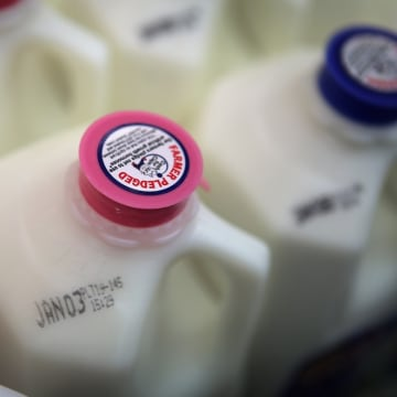 Milk prices could shoot up if Congress doesn't pass a new farm bill by the end of the year.