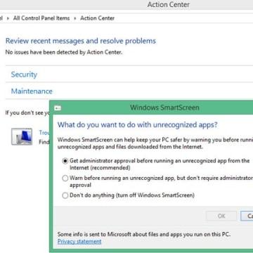 IMAGE: Windows SmartScreen