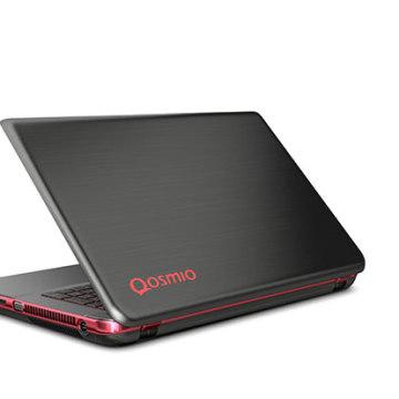 IMAGE: Toshiba Qosmio X75-A7298 laptop