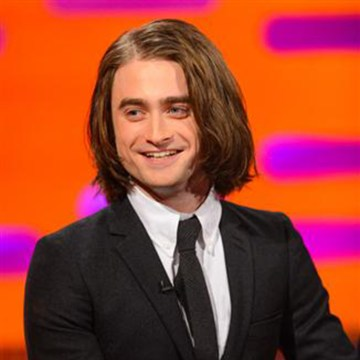 Harry hairy daniel radcliffe sports long locks for next role image daniel radcliffe pmusecretfo Choice Image