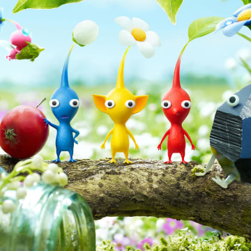 """Pikmin 3"" proved once and for all that collecting bushels of fruit can be incredibly fun."
