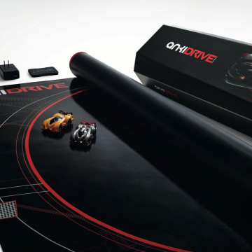 Anki Drive is the toy of the future. Unfortunately for the moment, it's still stuck in the present.