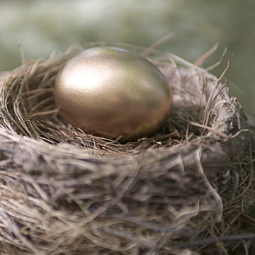 Never touch your nest egg principal? That's one of several retirement myths.