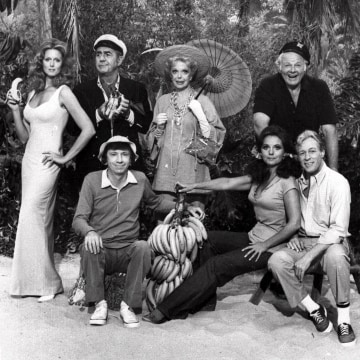 "The cast of ""Gilligan's Island."""