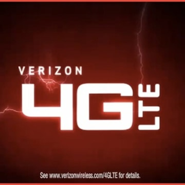 IMAGE: Verizon 4G LTE
