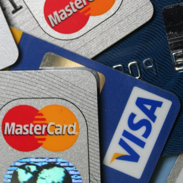 Want to stop getting credit card offers in the mail? You can opt out.