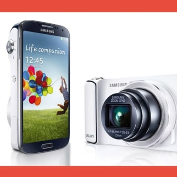 IMAGE: Galaxy Zoom smartphone camera
