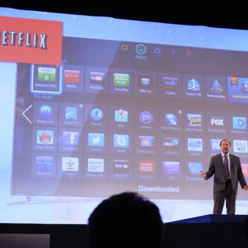 Samsung Smart TV 2013