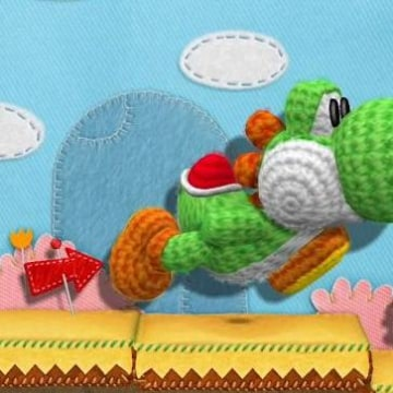 working Yoshi game