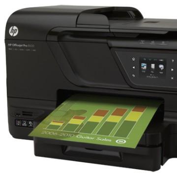 Image: HP Officejet Pro 8600