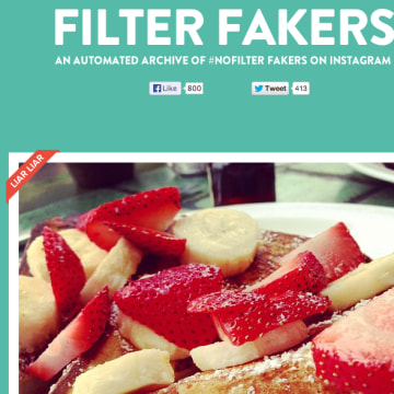Filter Fakers