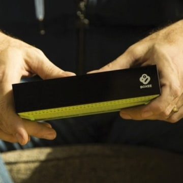 The Boxee cloud DVR and box were to be tightly linked.