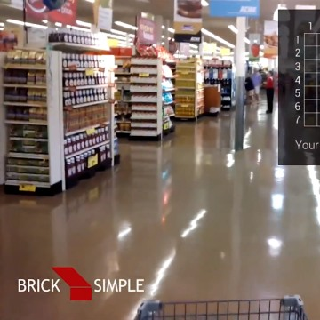 "Ever want to play a game of ""Battleship"" while still managing to take a trip to the grocery store? Soon Google Glass owners could be able to."