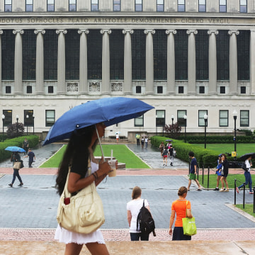 Image: Columbia University campus