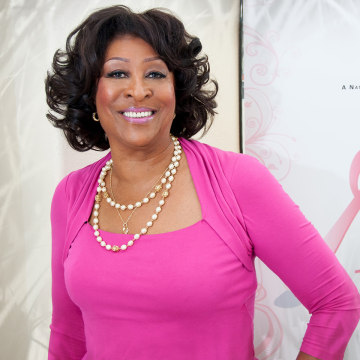 Karen Jackson, founder and CEO of Sisters Network Inc, believes African-American women need more education about breast cancer.
